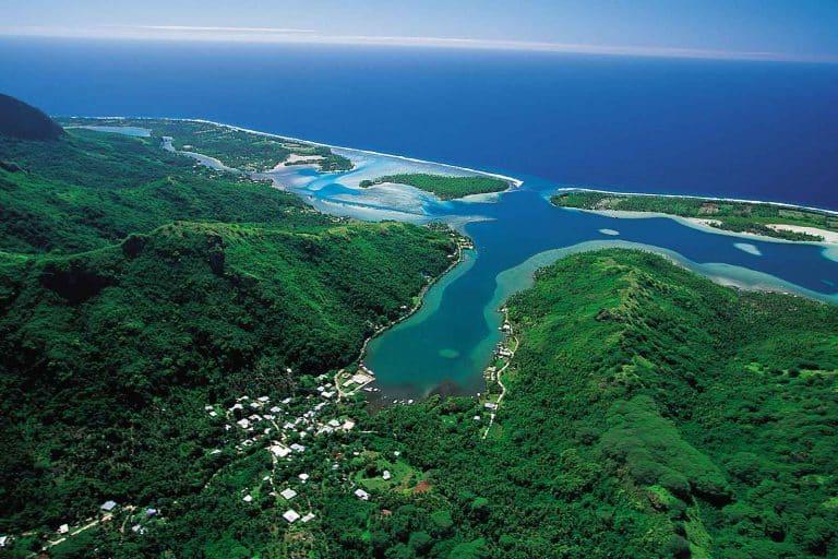archipel huahine manahee