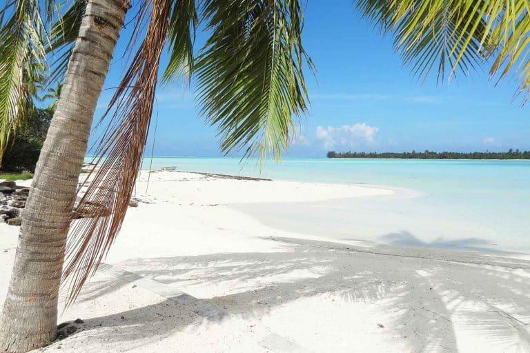 archipel plage maupiti manahee