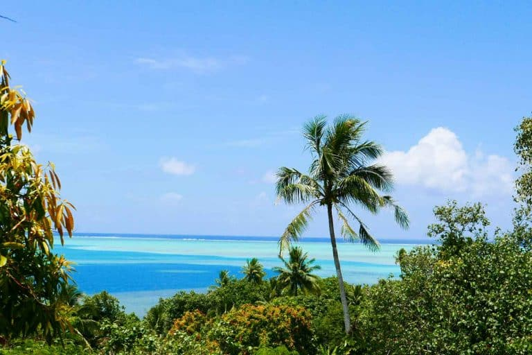 archipel ile maupiti manahee